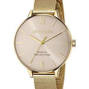 Morellato Ninfa virallinen kallisarvoinen kvartsi R0153141519 naisten kello