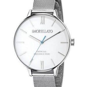 Morellato Ninfa virallinen kallisarvoinen kvartsi R0153141521 naisten kello