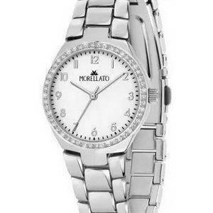 Morellato Stile Diamond aksentti kvartsi R0153157503 naisten kello