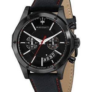 Maserati Circuito Chronograph Quartz R8871627004 100M miesten kello