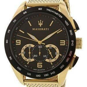 Maserati Traguardo Chronograph Quartz R8873612010 100M miesten kello