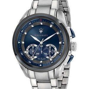 Maserati Traguardo Chronograph Quartz R8873612014 100M miesten kello