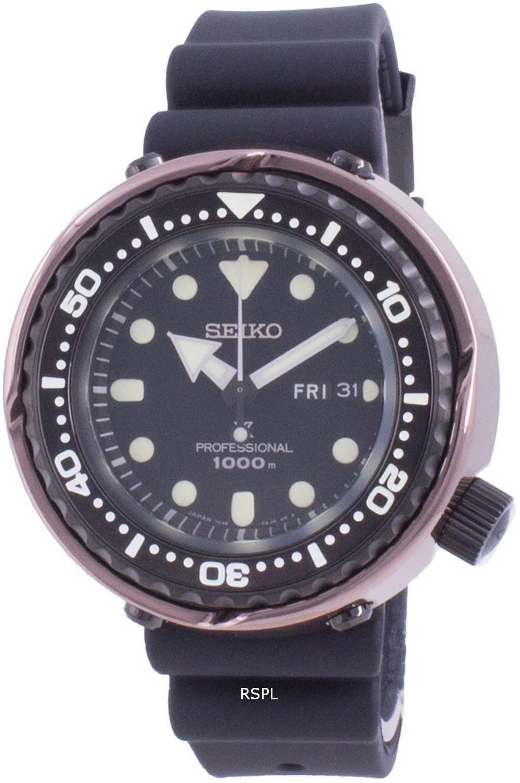 Seiko Prospex Marinemaster Limited Edition Quartz Professional Diver&#39,s S23627 S23627J1 S23627J 1000M miesten kello