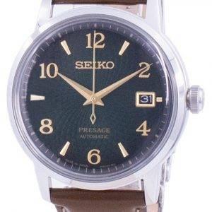 Seiko Presage Cocktail Time Mojito automaattinen SRPE45 SRPE45J1 SRPE45J miesten kello