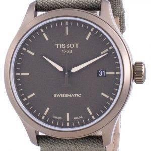 Tissot Gent XL Swissmatic automaattinen T116.407.37.091.00 T1164073709100 100M miesten kello