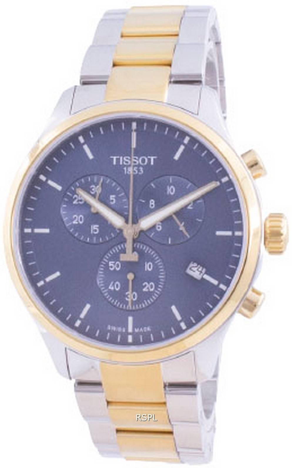 Tissot T-Sport Chrono XL Classic Quartz T116.617.22.041.00 T1166172204100 100M miesten kello