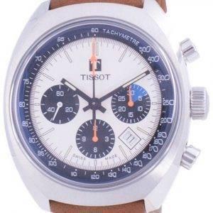 Tissot Heritage 1973 Chronograph Automatic T124.427.16.031.01 T1244271603101 100M miesten kello