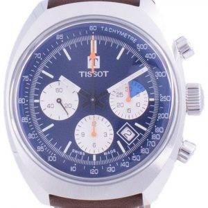 Tissot Heritage 1973 Chronograph Automatic T124.427.16.041.00 T1244271604100 100M miesten kello