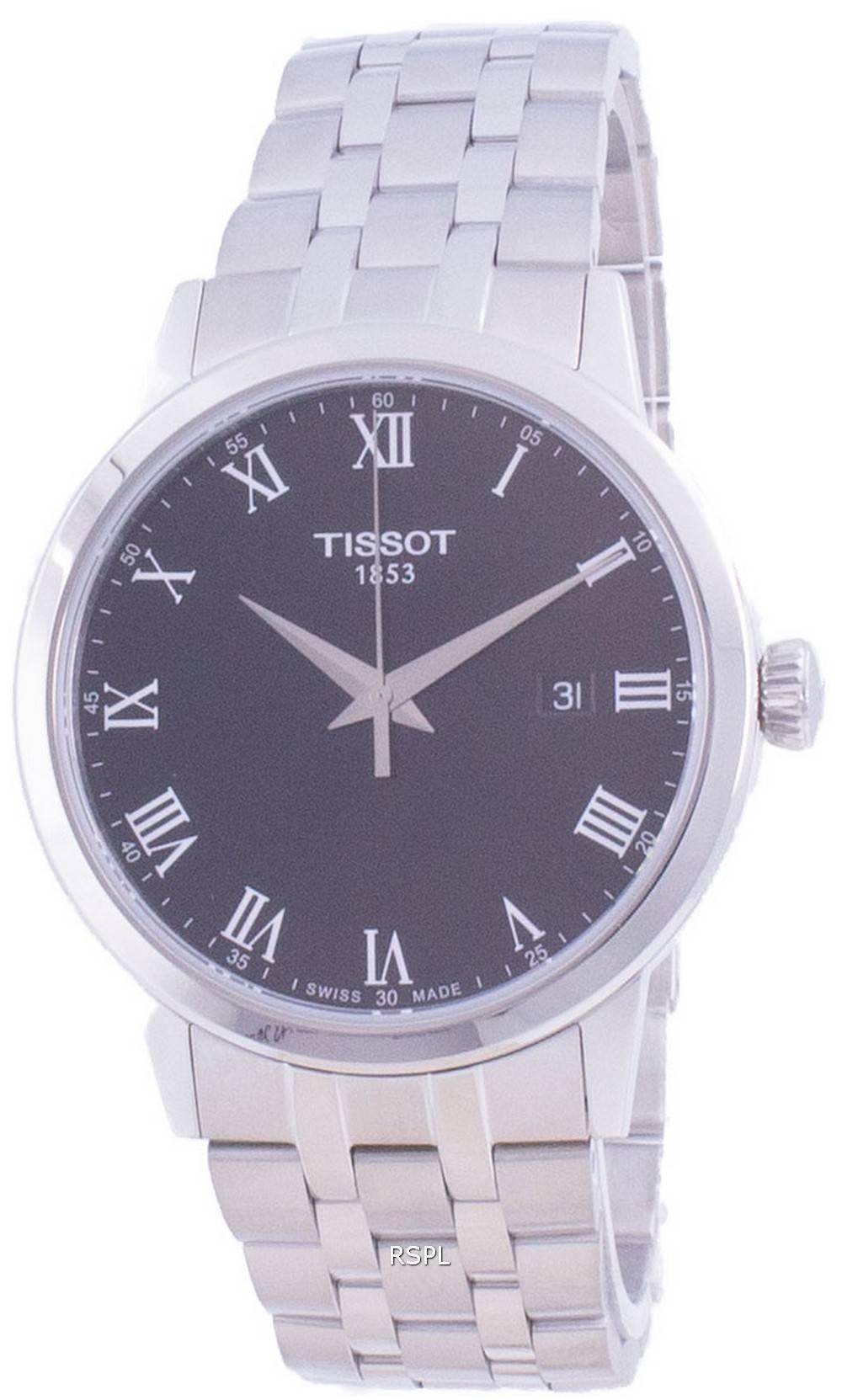 Tissot Classic Dream Quartz T129.410.11.053.00 T1294101105300 miesten kello