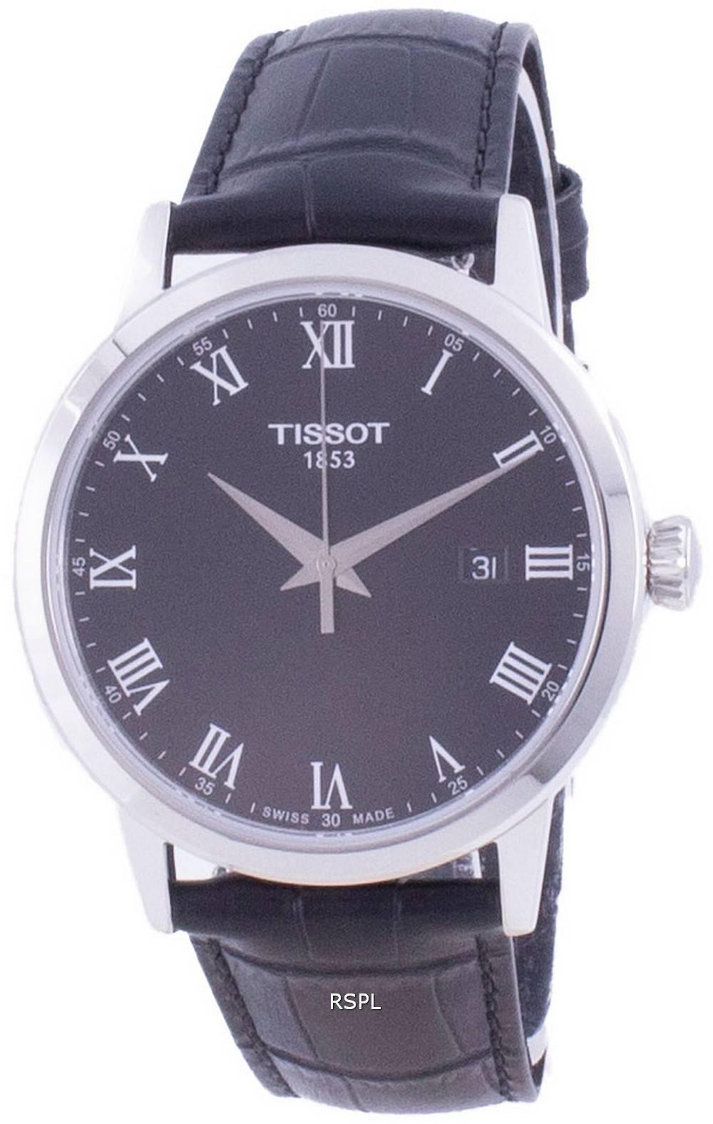 Tissot Classic Dream Quartz T129.410.16.053.00 T1294101605300 miesten kello