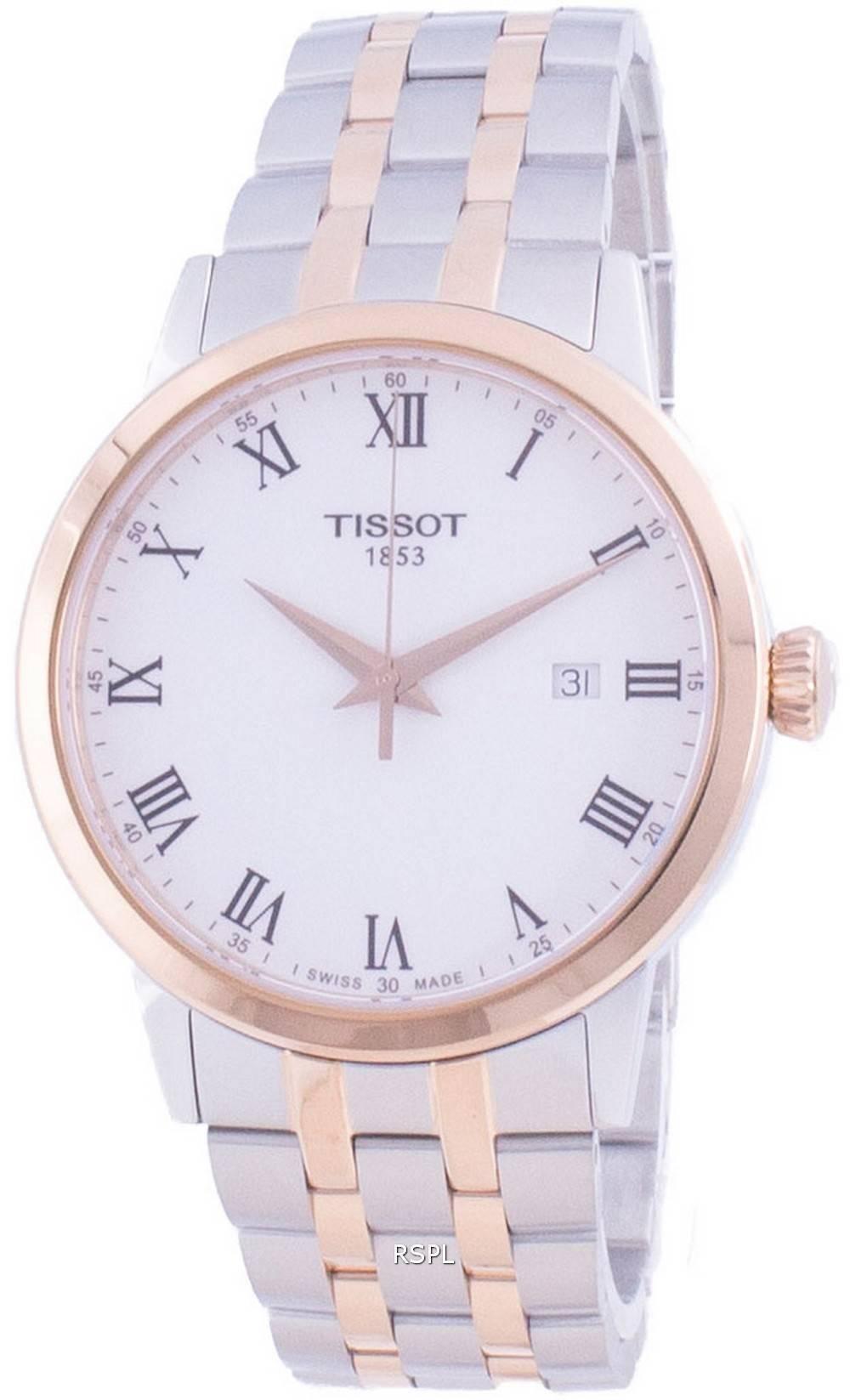 Tissot Classic Dream Quartz T129.410.22.013.00 T1294102201300 miesten kello