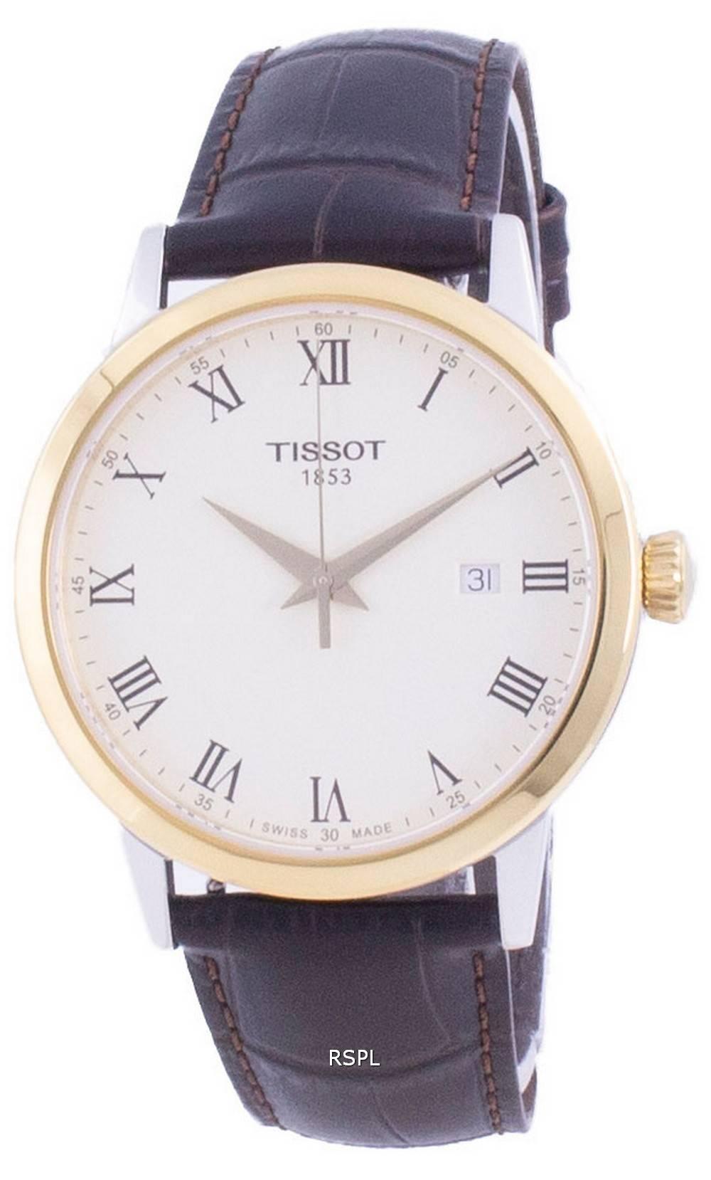 Tissot Classic Dream Quartz T129.410.26.263.00 T1294102626300 miesten kello