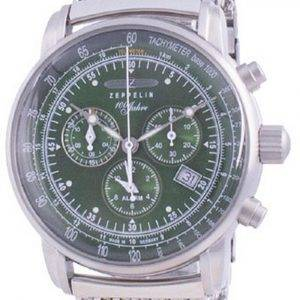Zeppelin Jahre 100 Years Edition Chronograph Quartz 8680M-4 8680M4 miesten kello