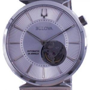 Bulova Classic Regatta Open Heart Dial Automatic 96A235 miesten kello