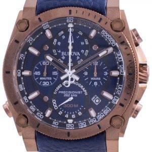 Bulova Precisionist Quartz Diver 97B186 300M miesten kello
