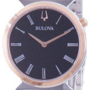 Bulova Classic Regatta Quartz 98L265 naisten kello