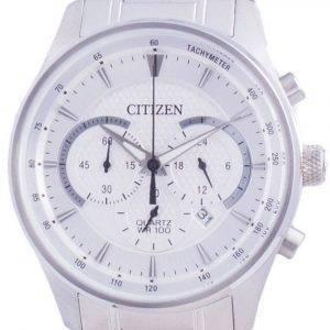Citizen Quartz Chronograph AN8190-51A 100M miesten kello