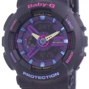 Casio Baby-G erikoisväri BA-110TM-1A BA110TM-1A 100M naisten kello