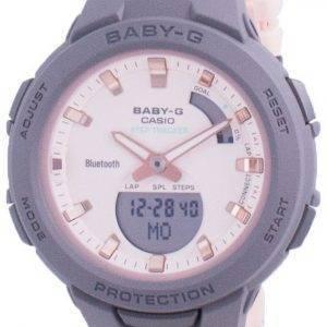 Casio Baby-G G-Squad analoginen digitaalinen BSA-B100MC-4A BSAB100MC-4 100M naisten kello