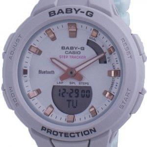 Casio Baby-G G-Squad BSA-B100MC-8A BSAB100MC-8 100M naisten kello