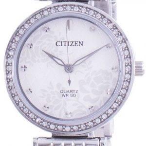 Citizen Diamond aksentti kvartsi ER0211-52A naisten kello