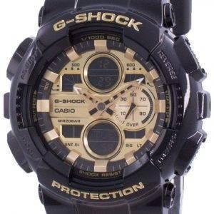 Casio G-Shock Erivärinen GA-140GB-1A1 GA140GB-1A1 200M miesten kello