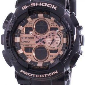 Casio G-Shock Erivärinen GA-140GB-1A2 GA140GB-1A2 200M miesten kello