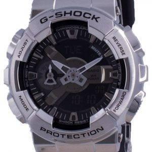 Casio G-Shock musta kellotaulu GM-110-1A GM110-1 200M miesten kello