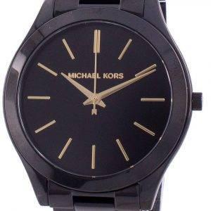 Michael Kors ohut kiitotien musta kello MK3221 naisten kello