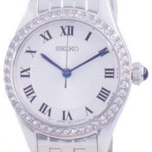 Seiko Löydä lisää timanttikoristeita kvartsi SUR333 SUR333P1 SUR333P naisten kello