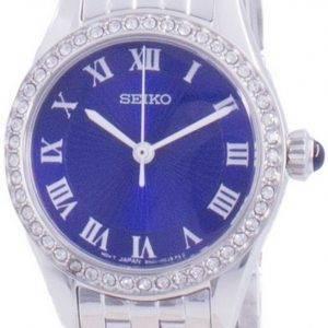 Seiko Löydä lisää timanttikoristeita kvartsi SUR335 SUR335P1 SUR335P naisten kello