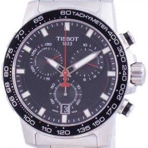 Tissot Supersport Chrono Quartz T125.617.11.051.00 T1256171105100 100M miesten kello