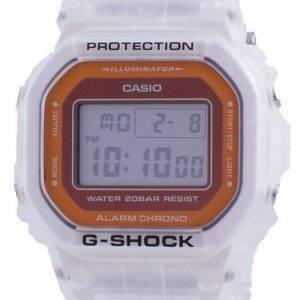 Casio G-Shock erikoisväri kvartsi DW-5600LS-7 DW5600LS-7 200M miesten kello