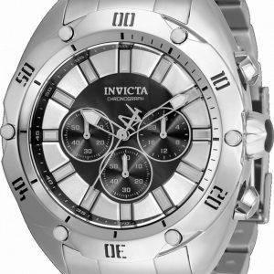 Invicta Venom Chronograph Black Dial Quartz 33750 100M miesten kello