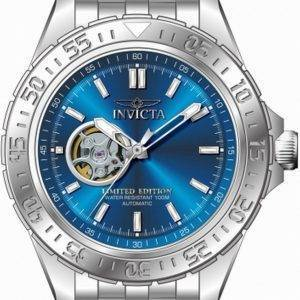 Invicta Pro Diver Limited Edition Open Heart Dial Quartz 34260 100M miesten kello