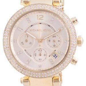 Michael Kors Parker Diamond Accent Quartz MK6831 naisten kello