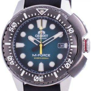 Orient M-Force Automatic Diver&#39,s RA-AC0L04L00B 200M Herreur
