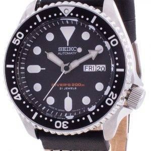 Seiko Automatic Diver&#39,s SKX007J1-var-LS20 200M herreur fra Japan