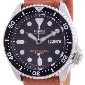 Seiko Automatic Diver&#39,s SKX007J1-var-LS21 200M Japan Made Herreur