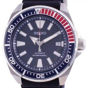 Seiko Prospex Samurai Diver&#39,s Automatic SRPB53 SRPB53K1 SRPB53K 200M Herreur