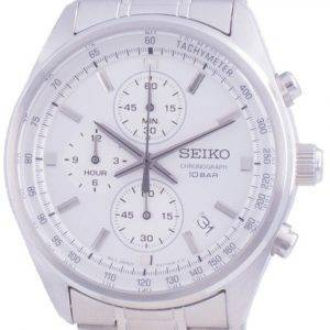 Seiko Chronograph Quartz SSB375 SSB375P1 SSB375P 100M Herreur