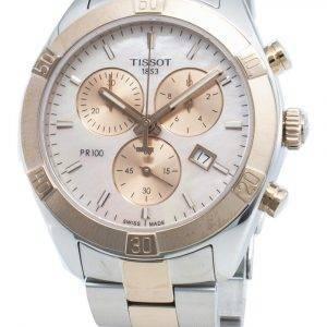 Tissot T-Classic T101.917.22.151.00 T1019172215100 Quartz Chronograph Dameur