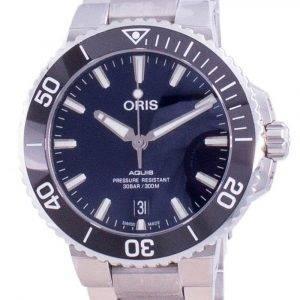 Oris Aquis Date Automatic Diver 01-733-7732-4135-07-8-21-05PEB 300M Herrenuhr