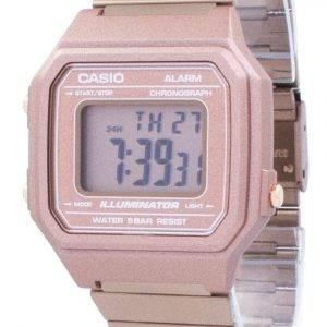 Casio Vintage Illuminator Chronograph Alarm Digital B650WC-5A Unisex Uhr
