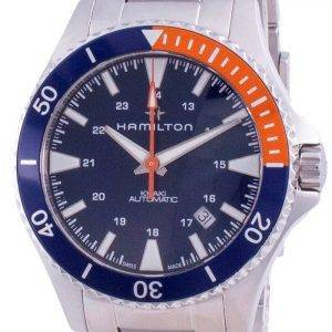 Hamilton Khaki Navy Scuba Automatik H82365141 100M Herrenuhr