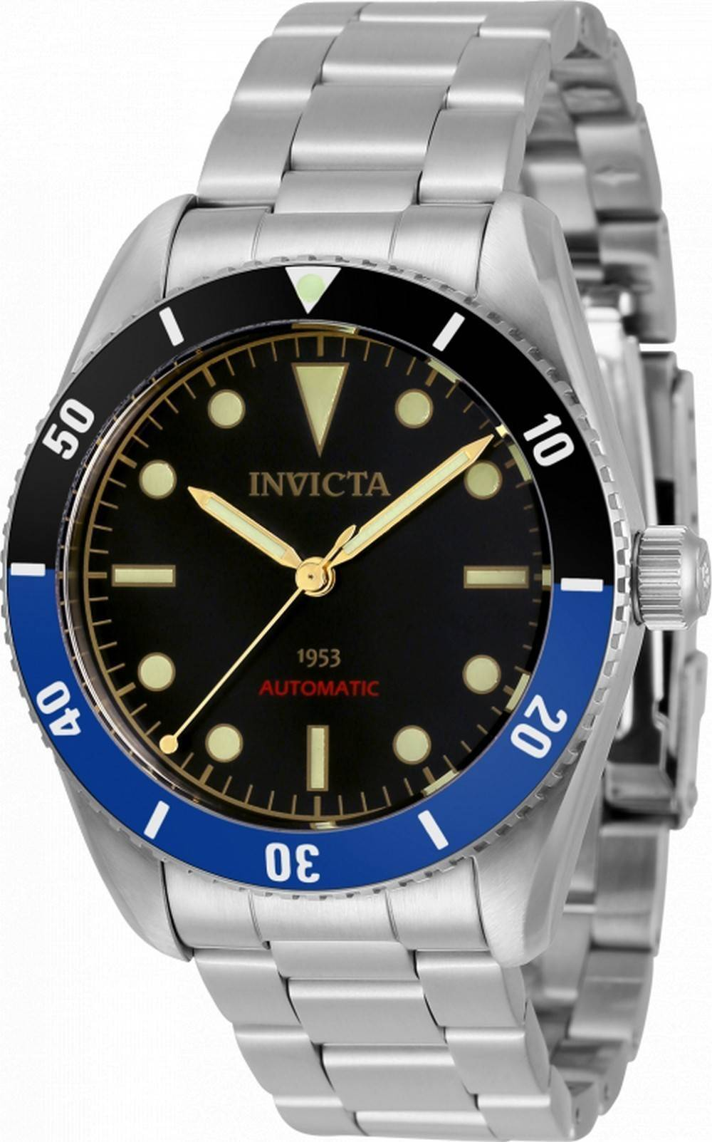 Invicta Vintage Pro Diver 34333 200M Herrenuhr von Automatic Diver