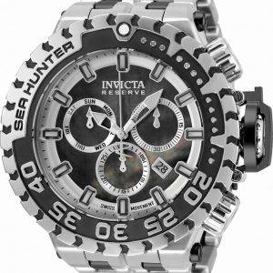 Invicta Reserve Sea Hunter Chronograph Taucherquarz 34591 500M Herrenuhr