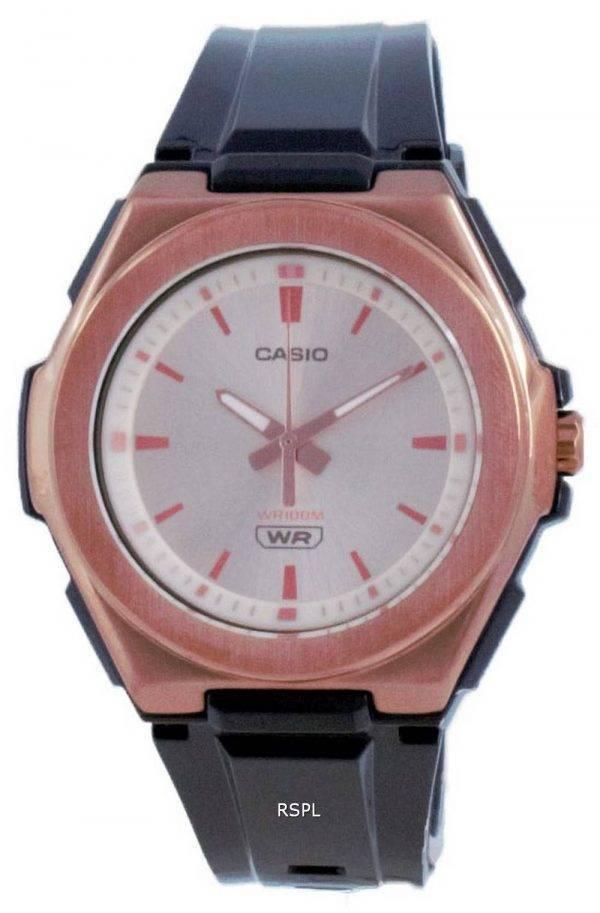 Casio Jugend Analog LWA-300HRG-5E LWA300HRG-5E 100M Damenuhr