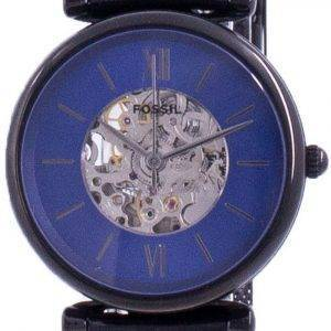 Fossil Carlie Automatic Skeleton Dial ME3177 Damenuhr