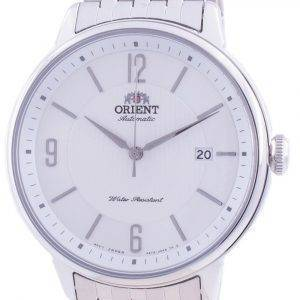 Orient Silber Zifferblatt Edelstahl Automatik RA-AC0J10S10B Herrenuhr